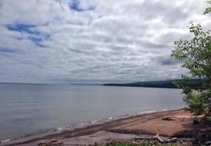 Little Girl's Point, Lake Superior